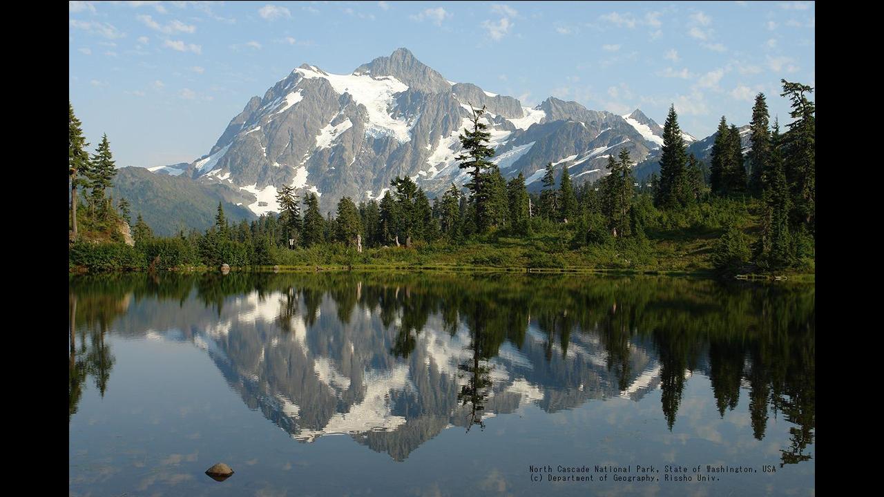 ノースカスケード国立公園