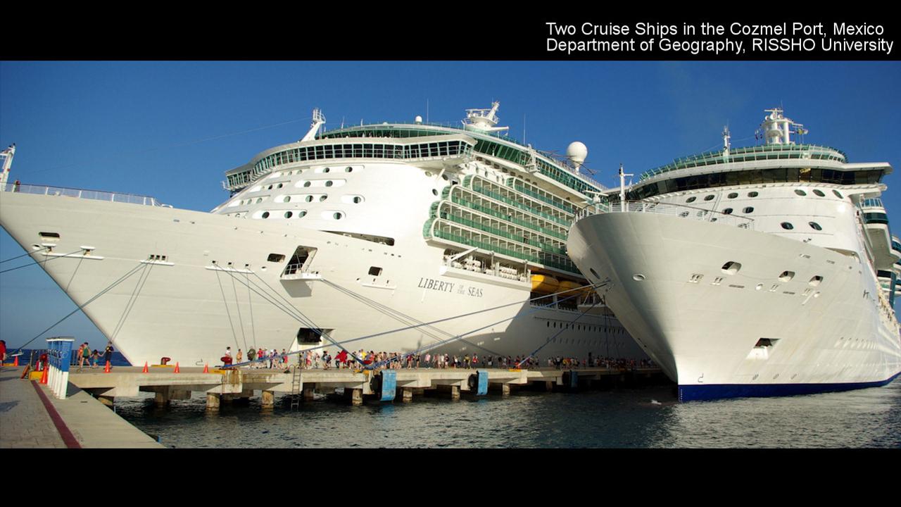 カリブ海クルーズ Caribbean Cruise