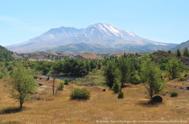 セントへレンズ火山