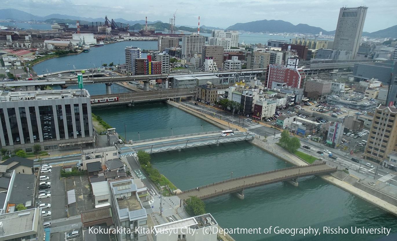 北九州市小倉の景観探訪