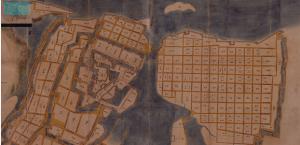 地図2_豊前国小倉城絵図