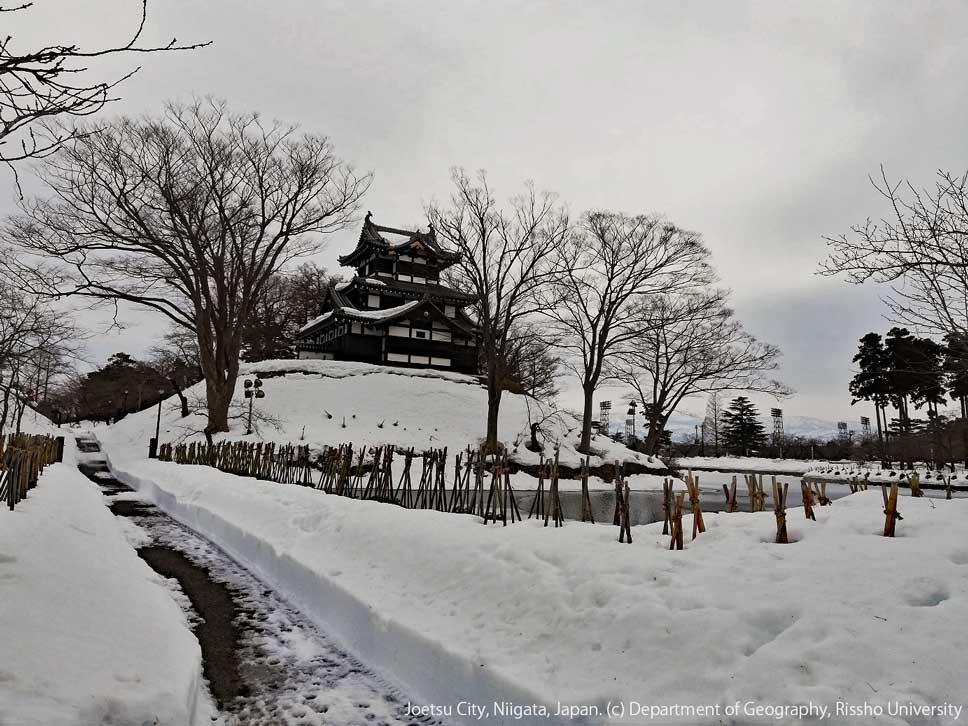 令和3年1月の豪雪と上越市